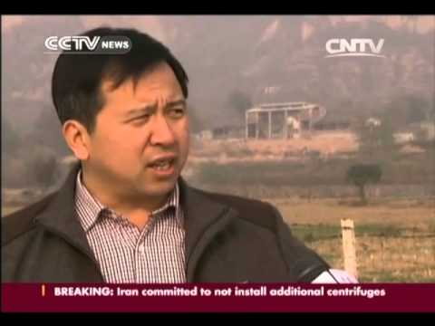 Ecological park to protect swans in North China