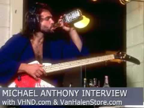 Michael Anthony VHND Interview, part 1,