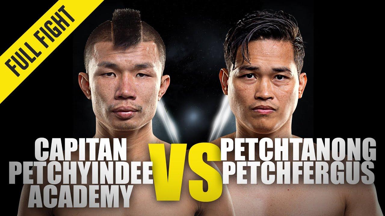 Capitan vs. Petchtanong | ONE Championship Full Fight