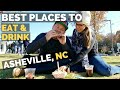 Best Places to Eat and Drink | Asheville NC | RV Living Full Time