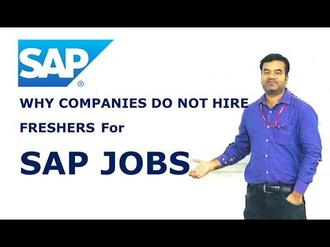 SAP Jobs & SAP Future