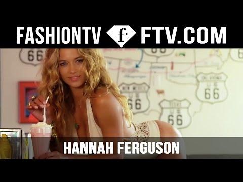 Hannah Ferguson  -  HOT on FTV!