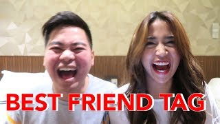 BEST FRIEND TAG W/ RIVA QUENERY!! (BUKINGAN NA TO!)