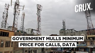 In Big Push for Revival of Telecom Sector, Govt Mulls Minimum Price for Calls, Data