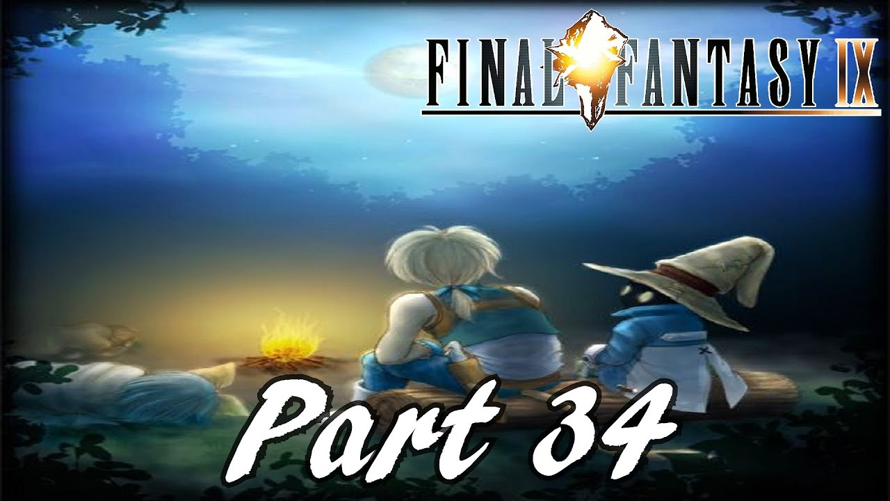 Final fantasy 9 treno arch