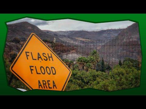 Thousands Evacuated in California