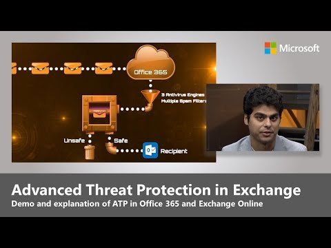 Overview of Advanced Threat Protection in Exchange: new tools to stop unknown attacks