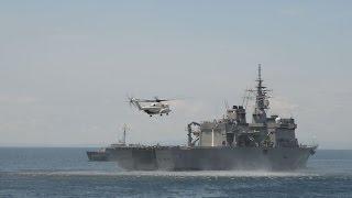 機雷掃海、実績の陰に訓練あり 青森県・陸奥湾で海自公開