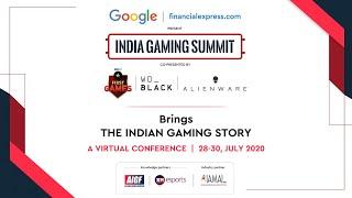 India Gaming Summit Day 1 - #IGS