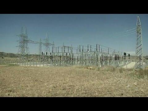 Égypte, Programme d'énergie solaire