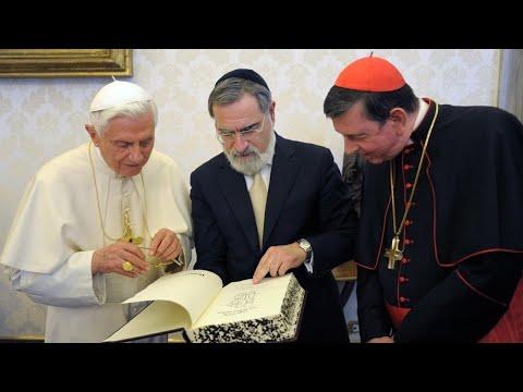 Antipope Francis' representative rejects converting Jews