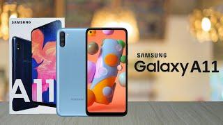 Samsung Galaxy A11 - самый бюджетный смартфон в новой линейке Galaxy A Обзор анонса Характеристики