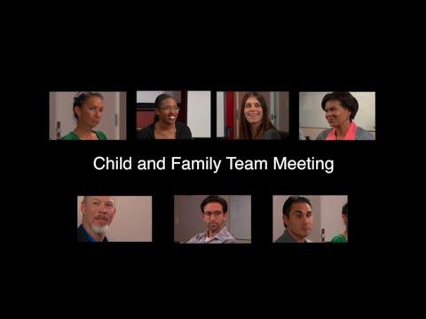 Child Family Team Meetings