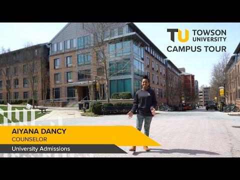Towson University Campus Tour