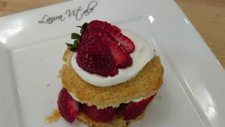 How To Make Strawberry Shortcake - Recipe By Laura Vitale - Laura In The Kitchen Ep 117