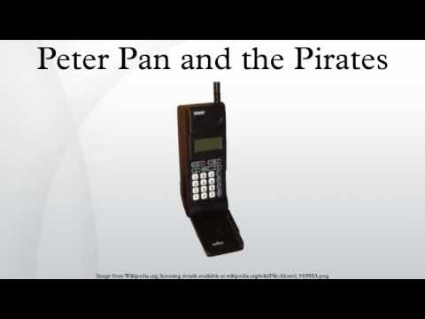 Peter Pan and the Pirates