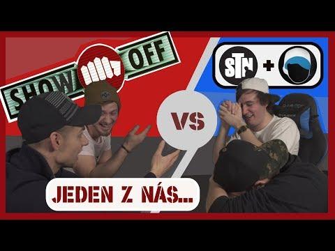 JEDEN Z NÁS... | STN & PeŤan vs. SHOW OFF |