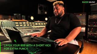 The PERFECT 808 with CARNAGE | Tipsy Tricks | Mixing and EQing