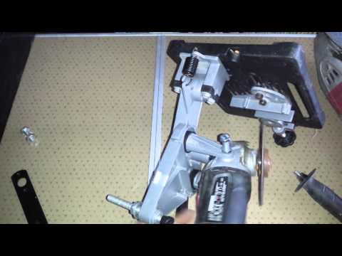 Suport Wolfcraft Pentru Polizor Unghiular 115/125 Mm Si 180/230mm Part. 1