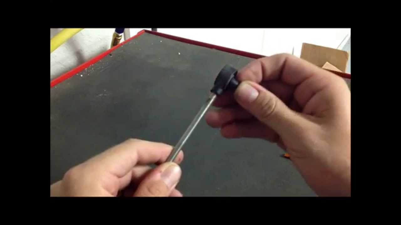 small resolution of the easiest way to fix your gmc sierra shift cable kit includes replacement bushing youtube
