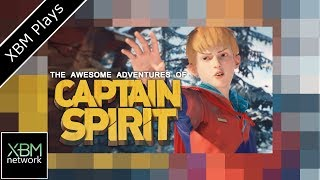 The Awesome Adventures Of Captain Spirit - XBM Plays - Xbox One