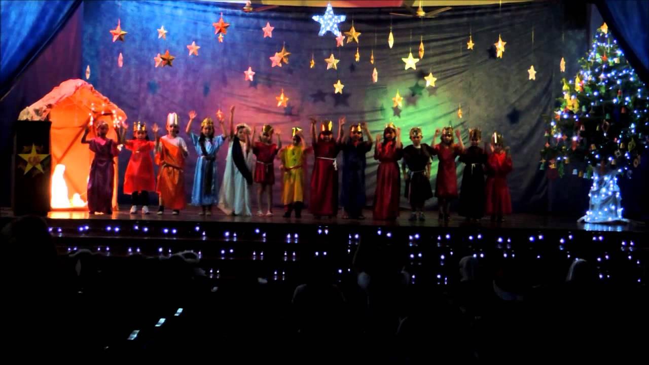 Musicas De Natal: Um Milagre De Natal -- Apresentação Da Educação Infantil