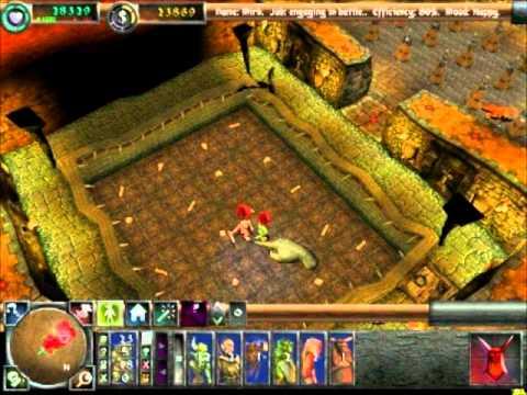Dungeon Keeper 2 Skirmish