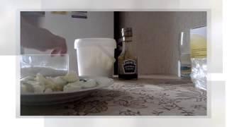 Завтрак. Яйца под майонезом