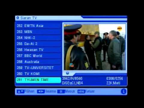 satelit yamal 202 transponder rentv