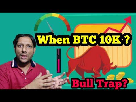 BITCOIN Next Move And Alts Market Updates - When Btc 10K?