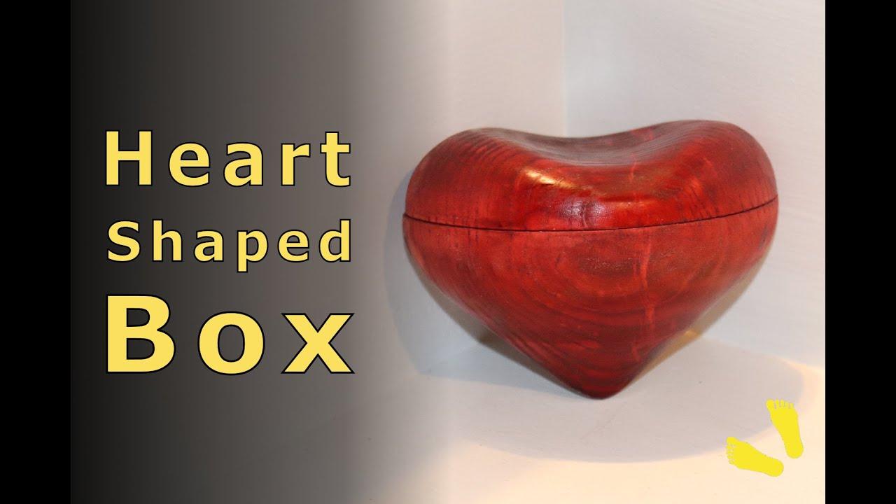 Barefoot Turner -  Heart Shaped Box (Valentines)