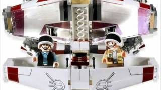 New LEGO Star Wars Blockade Runner Pictures and News!