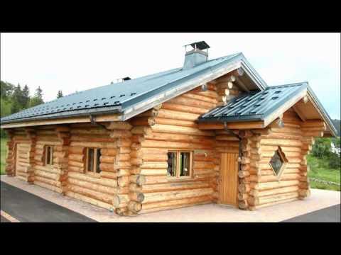 la pessiere.mp4 - youtube - Prix Construction Maison En Rondin De Bois