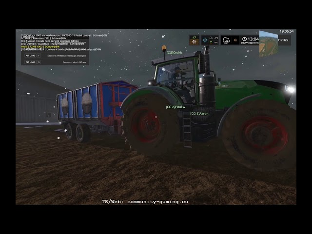 Silage qualen ! | Folge #207 | Let's Play Landwirtschafts Simulator 2017