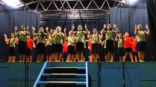 Waihi Central School Kapa Haka