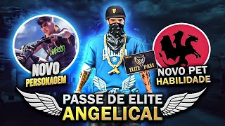 PASSE ANGELICAL COM HIP HOP! NOVOS PERSONAGENS! NOVO PET DRAGÃO! MP40 QUE EVOLUI! #GB12