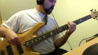 A Ha, Take on me - Bass Cover