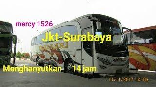 Rekor√Jakarta-Surabaya 14 jam,TripRepot Po.Akas Asri,mercy 1526