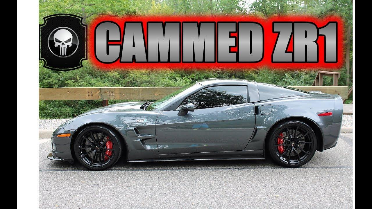 Corvette Zr1 Cammed Youtube