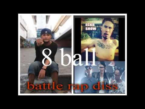 Ecko show battle diss vs 8ball