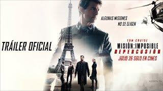 Misión: Imposible - Repercusión   Trailer Oficial   Paramount Pictures México   Misión