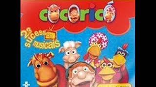 cd Cocoricó Sucessos Musicais 2006 gravadora cultura marcas thumbnail