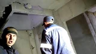 Монтаж лифтовой шахты