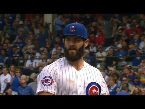 9/23/16: Cubs use four-run 1st to back Arrieta