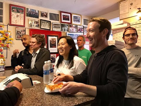 Mark Zuckerberg Facebook live streams Harvard visit, tours former dorm