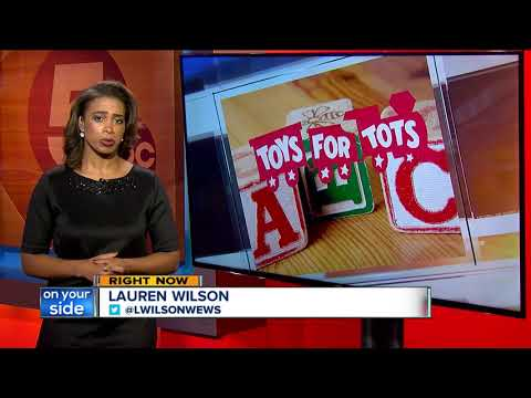 Thieves steal $5,000 in Toys from Toys for Tots