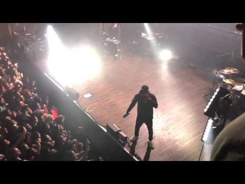 Bryson Tiller Serenades Another Sold Out Show In NY! [TRAPSOUL TOUR]