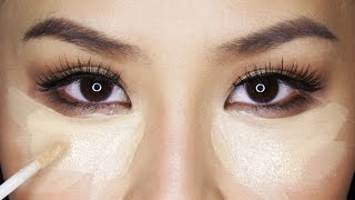 How To Conceal, Brighten Under Eyes & Stop Creasing!