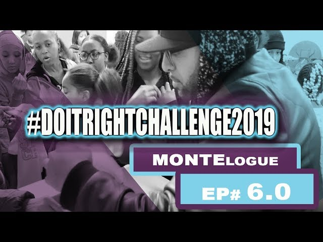 #DOITRIGHTCHALLENGE2019 | HB MONTE presents the