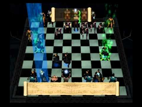 Mortal Kombat Deception - Chess Kombat